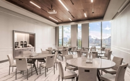 Cambie meeting room at Parq Vancouver