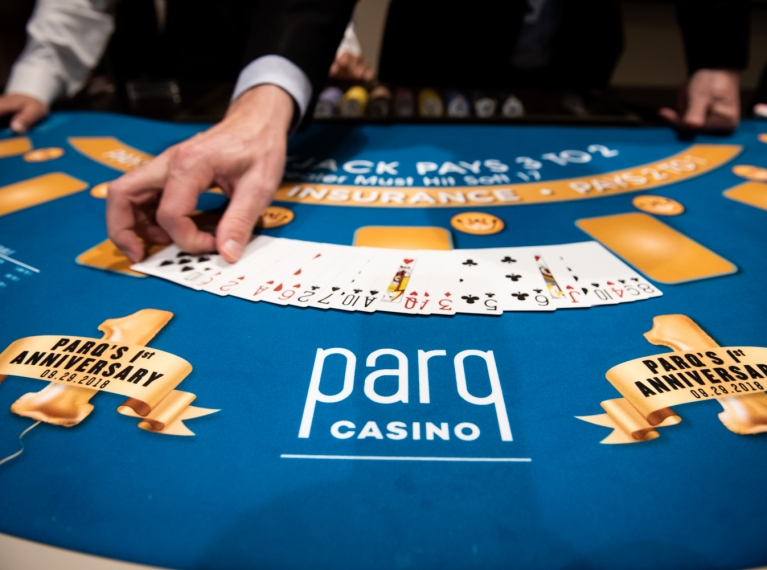 Table Games At Parq Casino Parq Vancouver