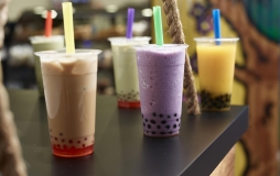 MRKT East: Bubble Tea & Pastry Window