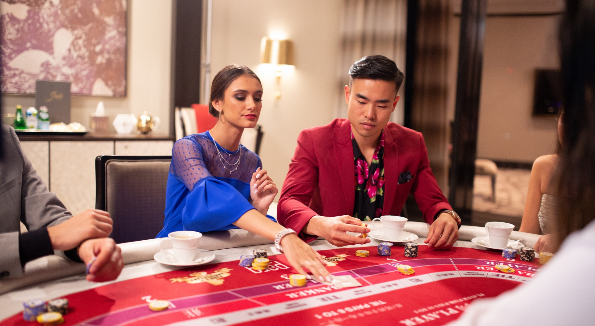 Table Games at Parq Casino | Parq Vancouver