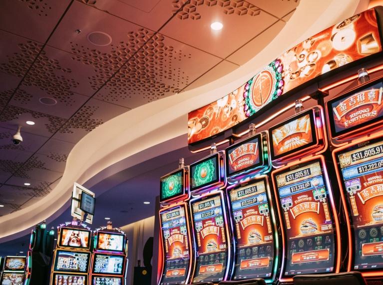 Slot Machines at Parq Vancouver | Parq Vancouver