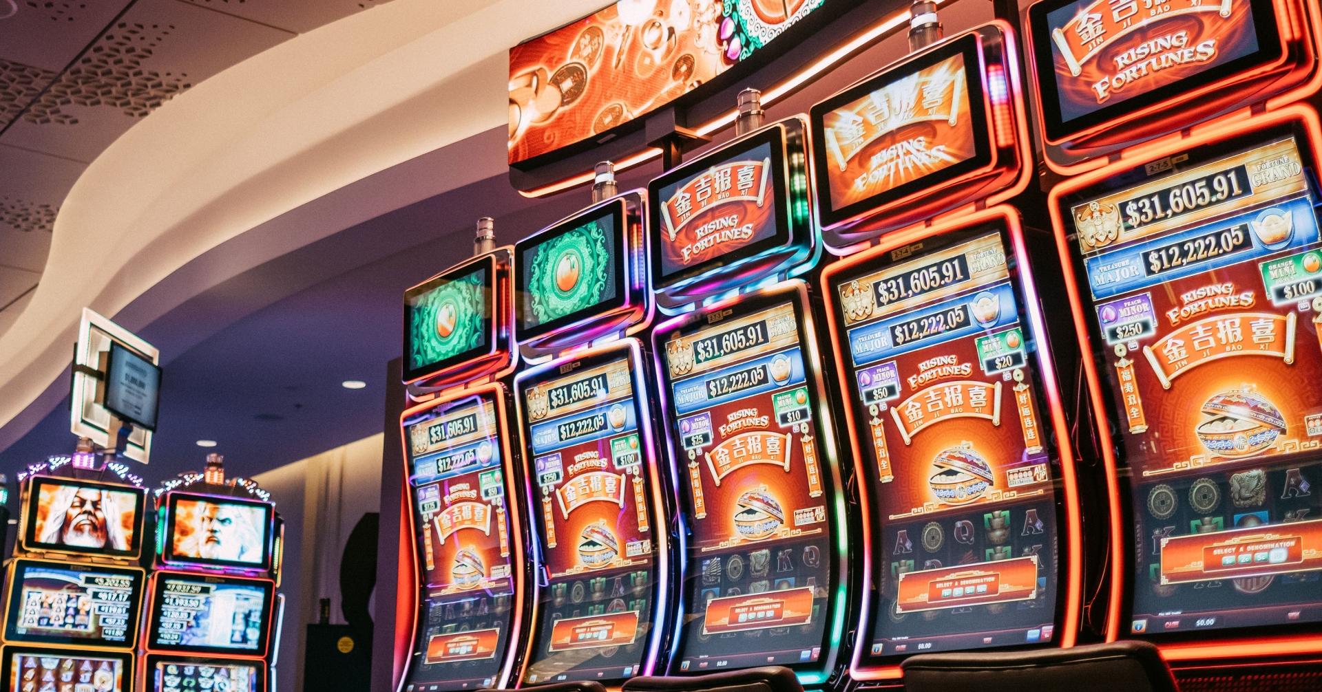 Casino Slots Lounge