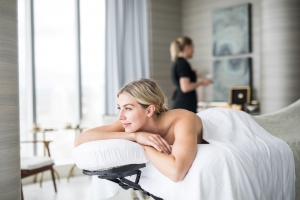 Pampering treatments at Spa by JW