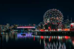 Top 10 things to at Parq Vancouver in October 5